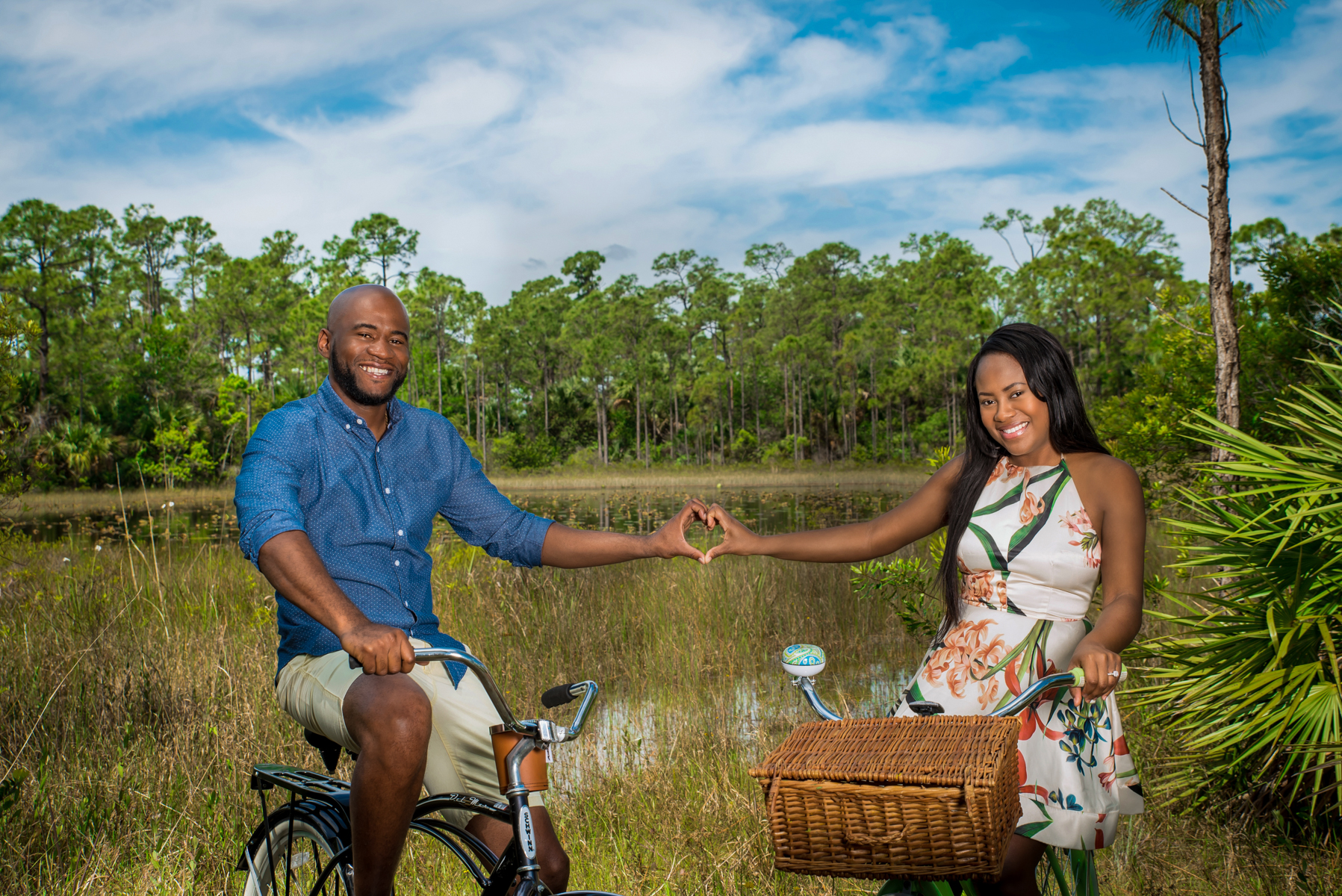 Delray Beach couples photographer.