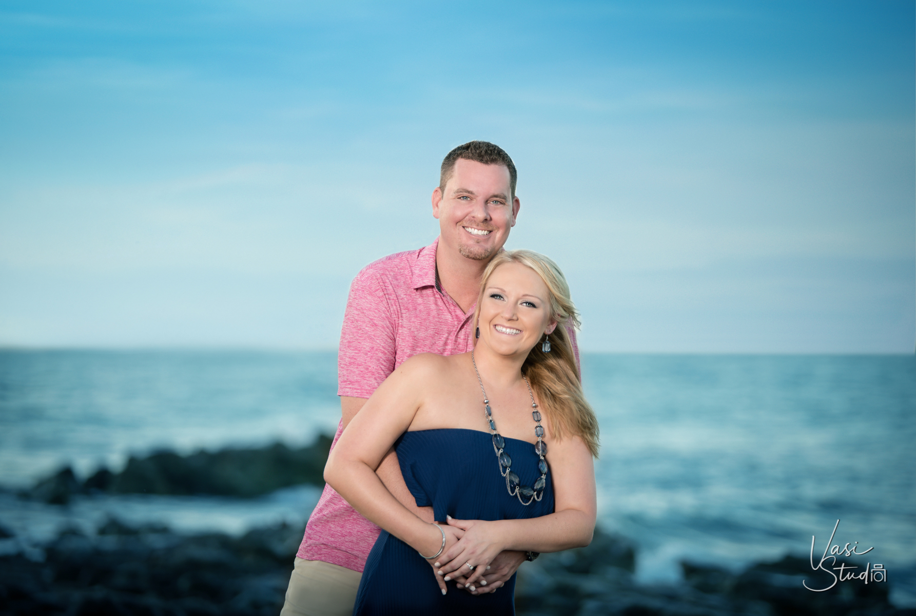 Destination engagement photos in South Florida. Call us today at 561.307.9875 to reserve your session.