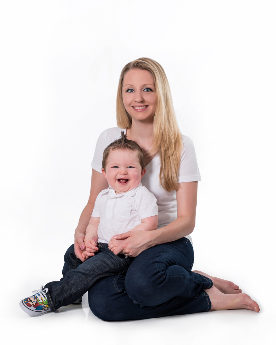 Mother & Son portrait sessions make a great gift any time of year!