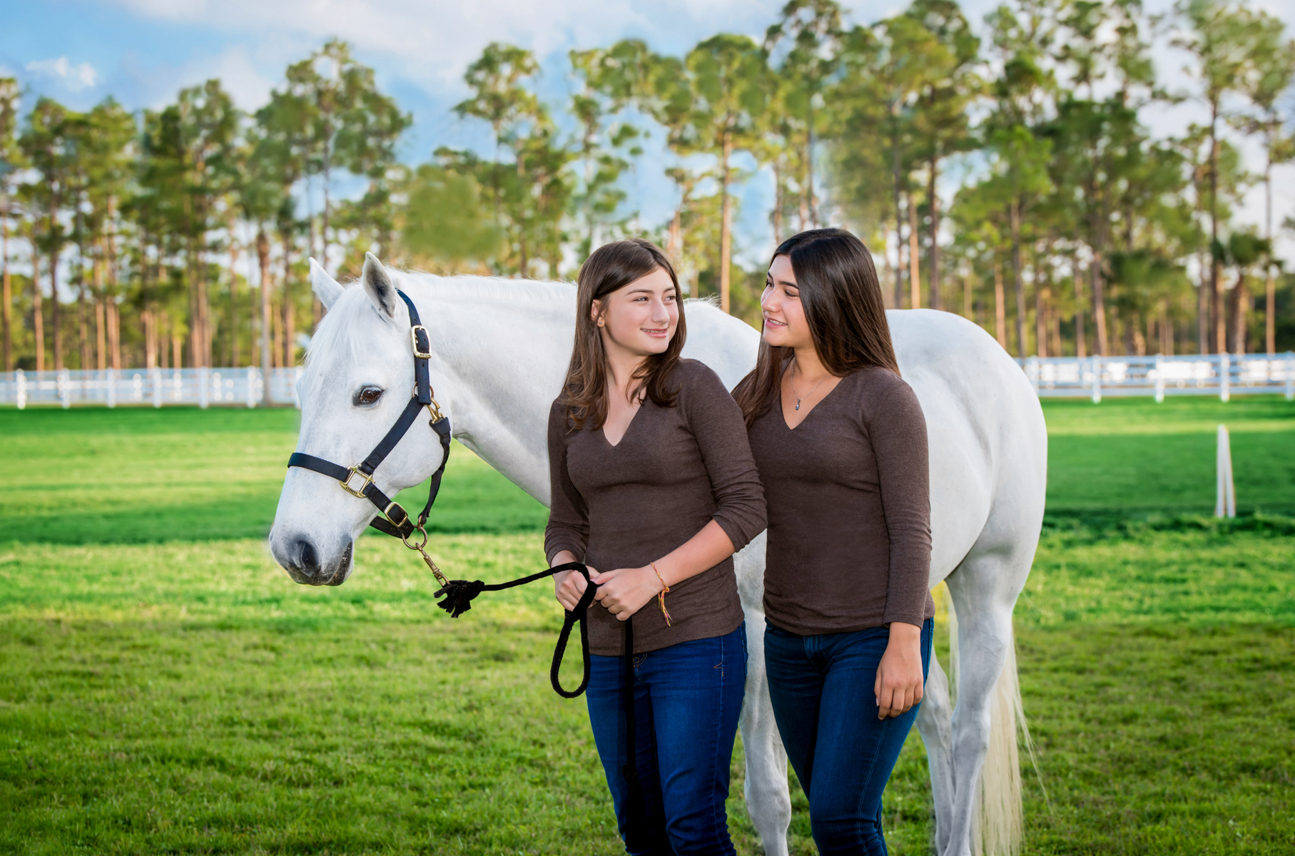 Horse photographer in Royal Palm Beach Gardens, FL